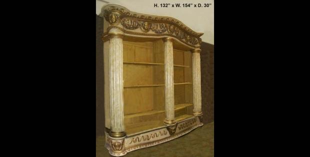 19c. Italian Architectural Bibliotheque