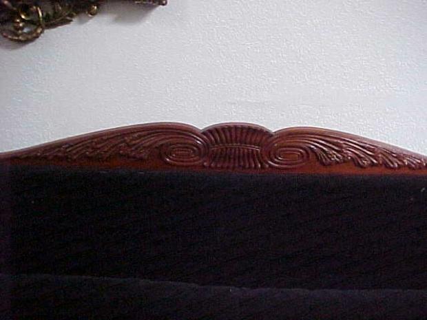 Regency Brass Inlaid Sofa (5)