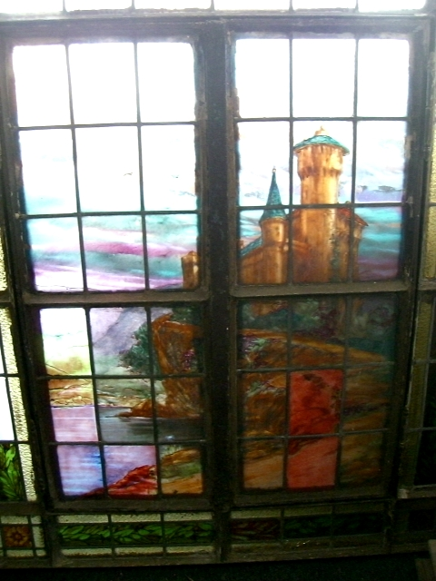 Leaded Glass Panel C (1)
