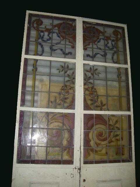 Leaded Glass Panel D (3)
