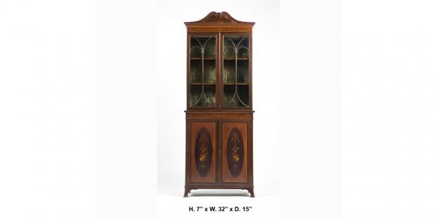 unusual-edwardian-mahogany-and-satin-wood-finely-inlaid-narrow-bookcase