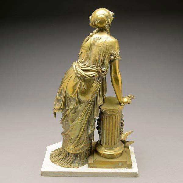French Gilt Bronze Figure of Venus2
